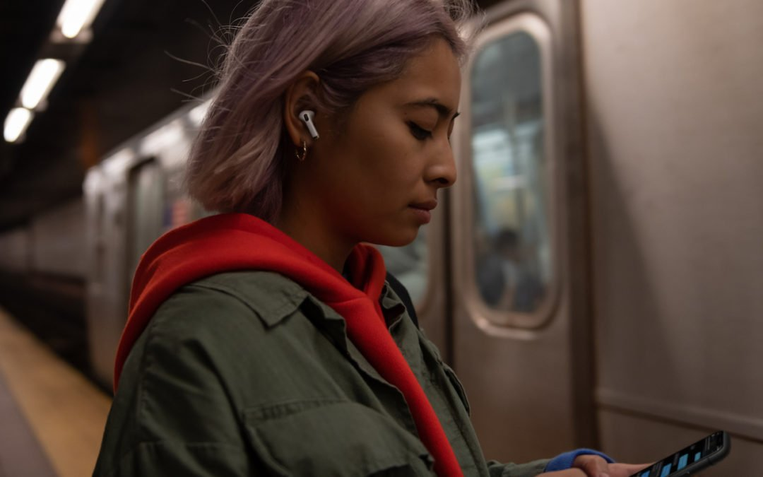 Apple's New AirPods Pro Offer Active Noise Cancellation and Better Fit