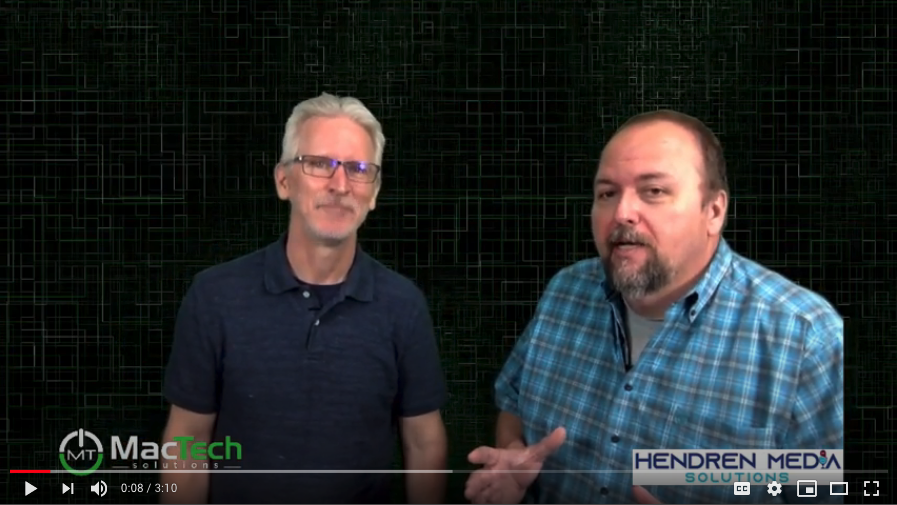 MacTech Solutions Announces New Video Series