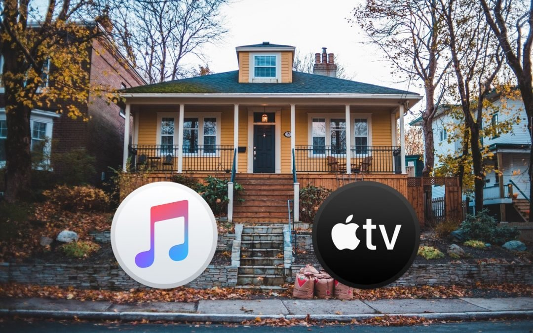 Home Sharing Lets You Access Media on Your Mac from Other Local Apple Devices